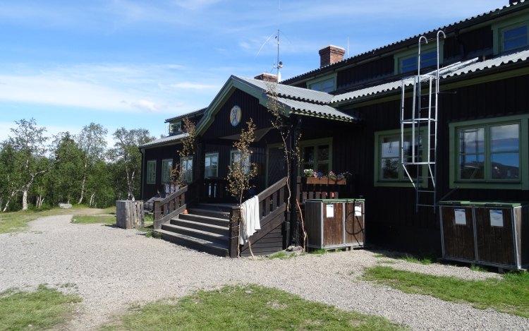 STF Fjällstation Saltoluokta