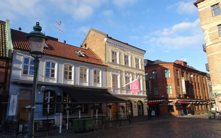 Malmö: Altstadt