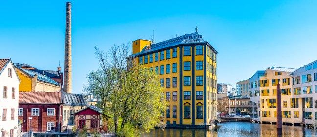 Schönste Städte: Norrköping