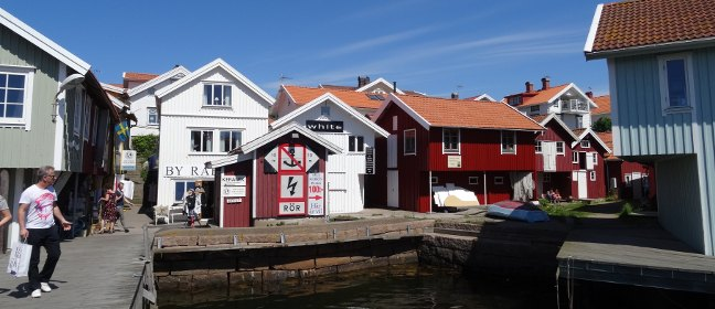 Bohuslän: Smögen