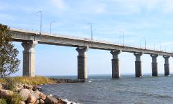 Småland: Ölandbrücke