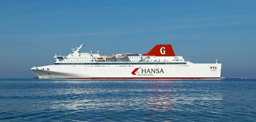 Rostock – Nynäshamn: Fähre nach Stockholm & Gotland