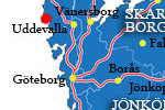 Lysekil am Fjord