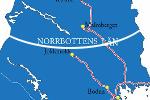 Nördlicher Polarkreis - Verlauf
