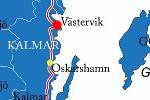 Västervik - Ostküste von Schweden